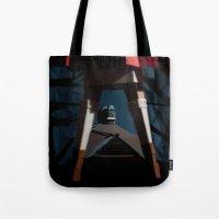 Origin of Horror Tote Bag