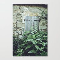 Sorry, We're Closed ! Canvas Print
