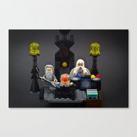 The Band is Back Together Again! Canvas Print