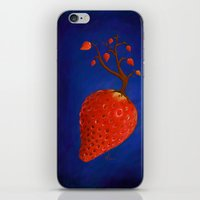 Strawberry Concept iPhone & iPod Skin