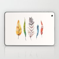 falling all around me Laptop & iPad Skin