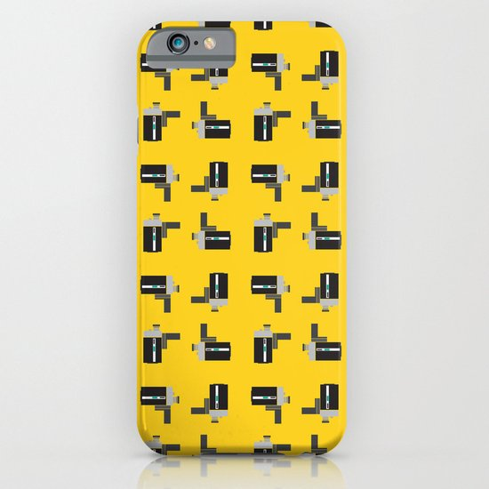 camera 04 pattern iPhone & iPod Case
