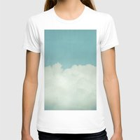 Come With Me, Wendy (blu… Womens Fitted Tee White SMALL