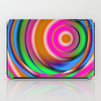 Candy Twist iPad Case