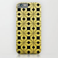 Golden Snow iPhone 6 Slim Case