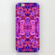 Future Floral iPhone & iPod Skin