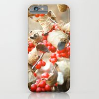 Winter Berries iPhone 6 Slim Case