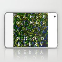 Maine Gives Good Berry Laptop & iPad Skin