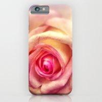 Pink Rose - Rainy Day Ph… iPhone 6 Slim Case