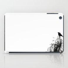 Black Bird iPad Case