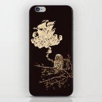 Wow! It's A Ship! iPhone & iPod Skin
