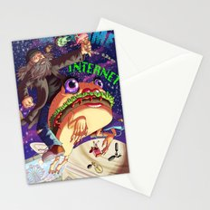 Welcome to the internet Stationery Cards
