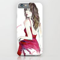 Don't Look Now iPhone 6 Slim Case