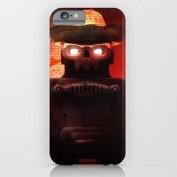 iPhone & iPod Case featuring ñerotronic halloween by ErDavid