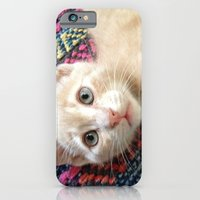 iPhone & iPod Case featuring CAT by Hileeery