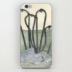 Maybe if you got it out of the pool it wouldn't look like that iPhone & iPod Skin