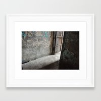 From a Cell Framed Art Print