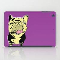Taco the French Bulldog iPad Case