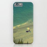 Lady on the Italian Riviera iPhone 6 Slim Case