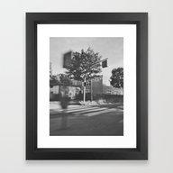 East Berlin Framed Art Print