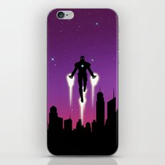Ironman Break The Limits iPhone & iPod Skin