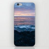 Violet Coast iPhone & iPod Skin