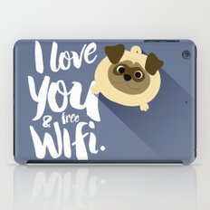 I love you iPad Case