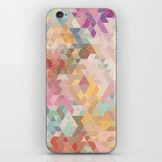 Soft Mini Triangles iPhone & iPod Skin