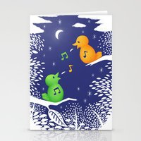 Heart Song Stationery Cards