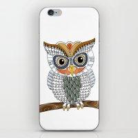 bundi v3 iPhone & iPod Skin