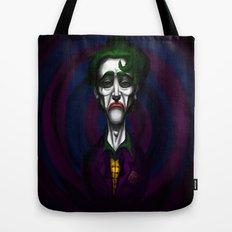 Sad Joker Tote Bag