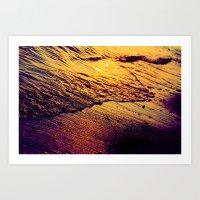 Fo' shore  Art Print