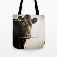 How Now, Brown Cow? Tote Bag