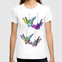 lights T-shirts featuring Lights by Sofia Gerona