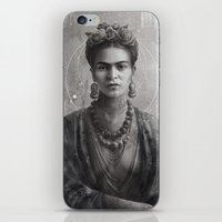 Frida Ink iPhone & iPod Skin