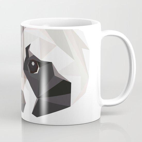 R is for Raccoon Mug