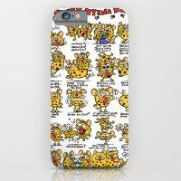 Happy Hyena Dance iPhone 6 Slim Case