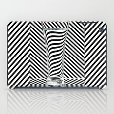 Striped Water iPad Case