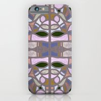 The texture of twilight iPhone 6 Slim Case