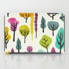 Magical Forest iPad Case