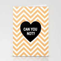 Can You Not? Stationery Cards
