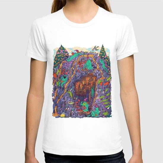 The Pizza Mine T-shirt