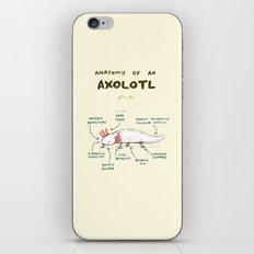 Anatomy of an Axolotl iPhone & iPod Skin