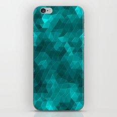 Kaleidoscope Series Crystal iPhone & iPod Skin
