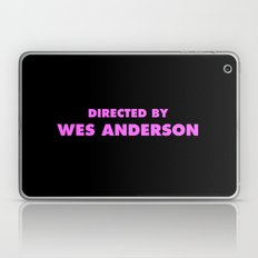 Directed By Wes Anderson Laptop & iPad Skin