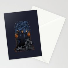 Defend us! Stationery Cards