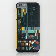 Control Interface iPhone 6 Slim Case