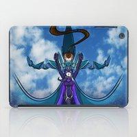 Starry Cerulean Skies iPad Case