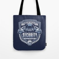 Compliance Enforcement Tote Bag