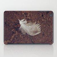 Beach Feathers 2 iPad Case